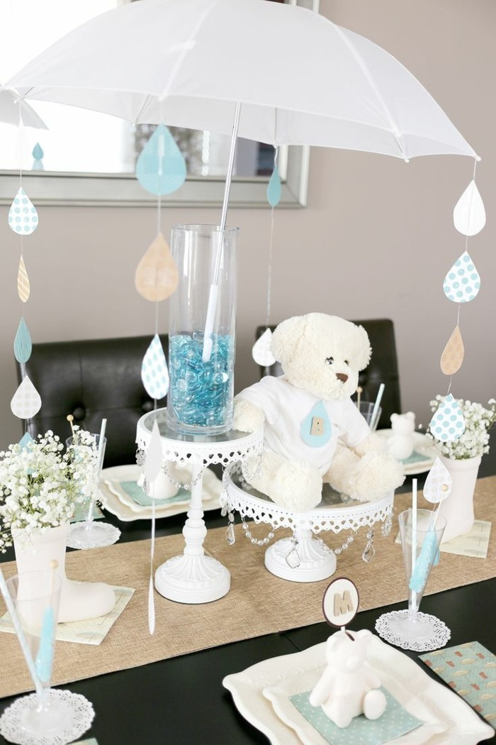 The latest trend for your home - decoration with umbrellas
