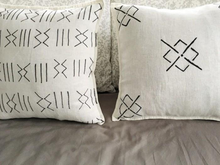 kissen n hen anleitung und ideen wie sie kissenh llen. Black Bedroom Furniture Sets. Home Design Ideas