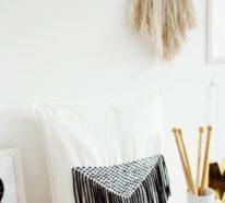 Kissen nähen – Anleitung und Ideen, wie Sie Kissenhüllen für die Wohnungsdekoration selber machen
