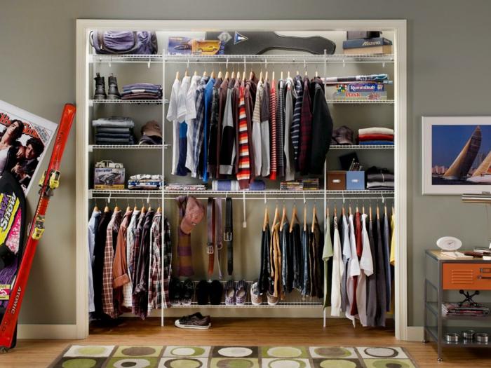 kleine wohnung einrichten 22 einfache wege den kleinen raum zu vergr ern. Black Bedroom Furniture Sets. Home Design Ideas
