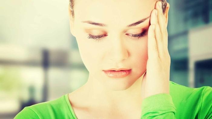 kopfschmerzen heilen durch kräutertees