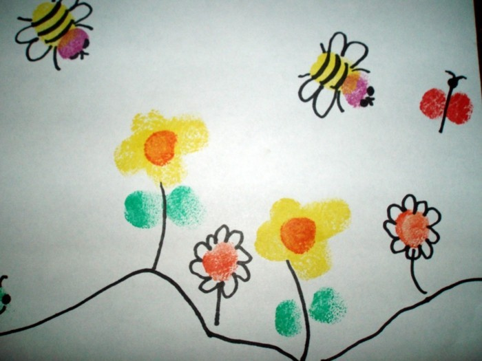 kreative bastelideen für die kleinsten die die fantasie entwickeln