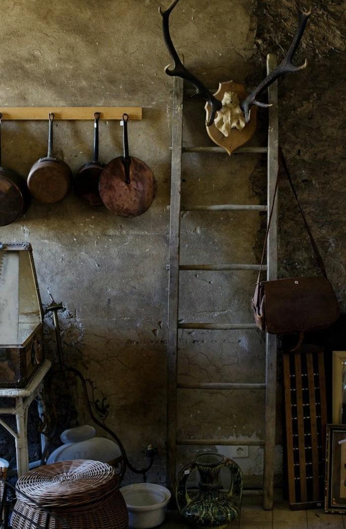 kreative wohnideen wabi sabi ausgefallene einrichtungsideen für die küche