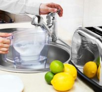 Leitungswasser trinken: Steh nicht auf der Leitung, trink aus ihr!