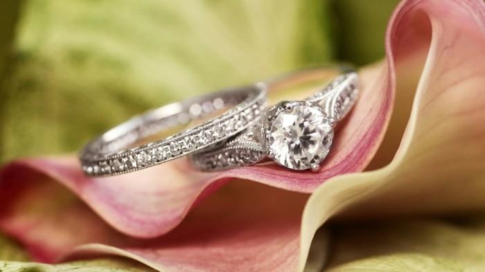 memoire diamantenring brillantring verlobungsringe kaufen