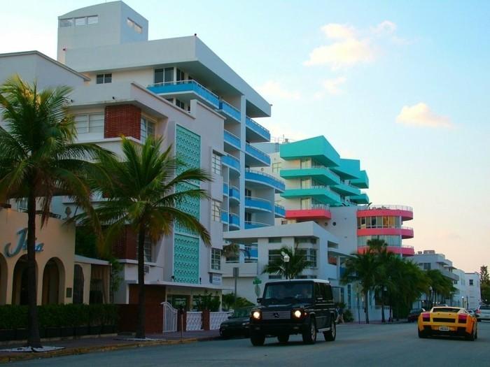 miami art deco district of south beach