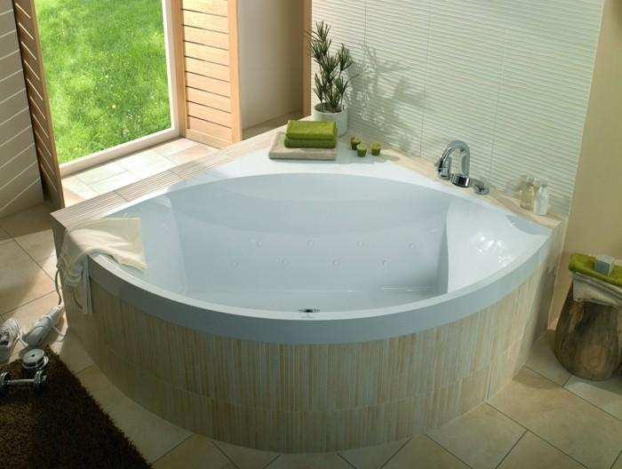 moderne badewanne badezimmer modern einrichten