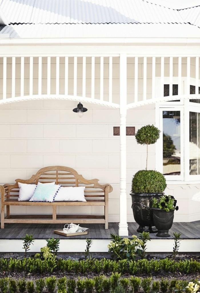moderne terrassengestaltung schöne erholungsoase gestalten und dekorieren