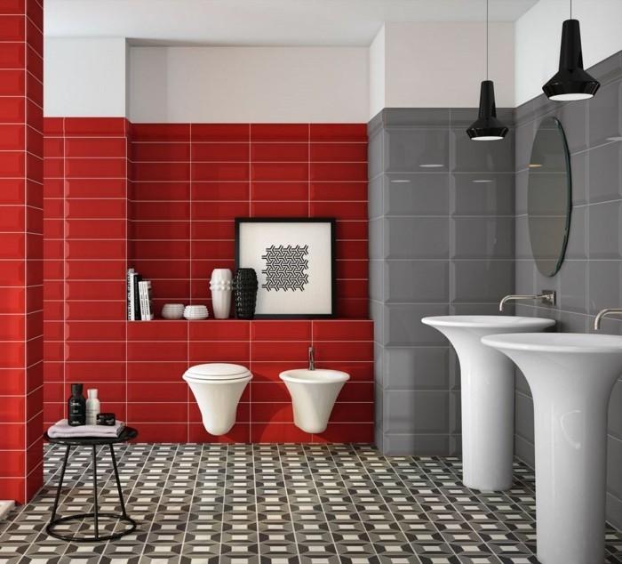 moderne waschbecken badezimmer