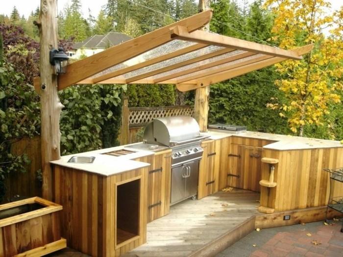 outdoor k252che holz outdoor k che online kaufen grilljack