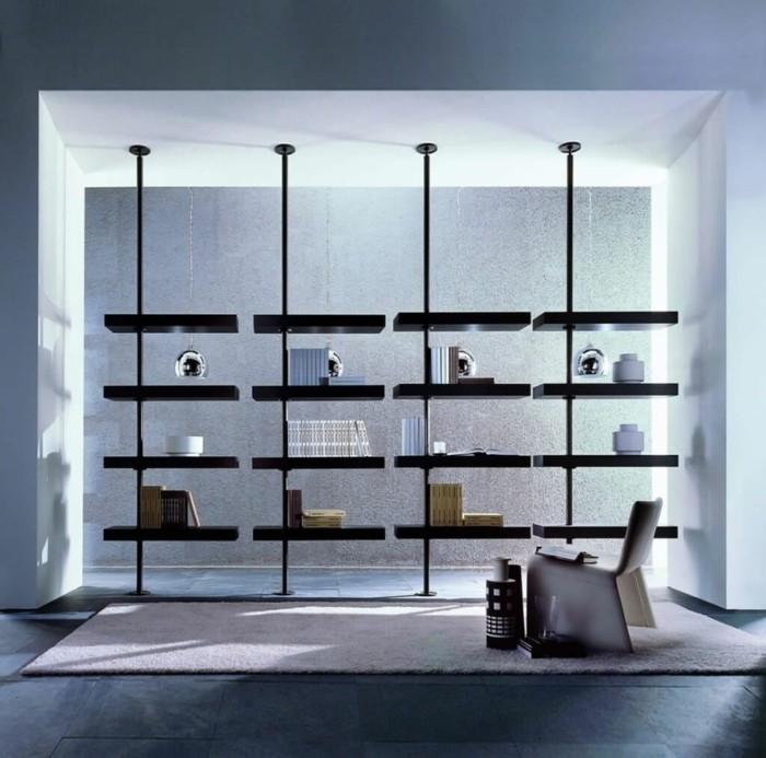 regalsysteme wohnzimmer raumteiler ikea