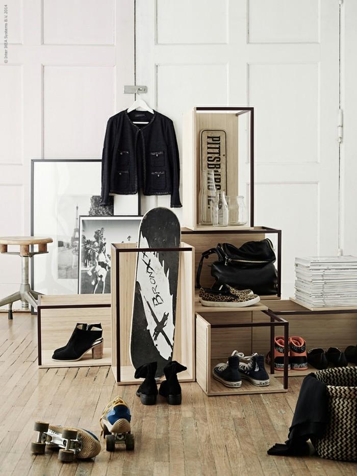 regalsysteme wohnzimmer wandschrank kleiderschrank