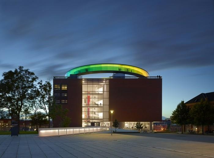 reiseziele ARoS kunstmuseum besichtigen