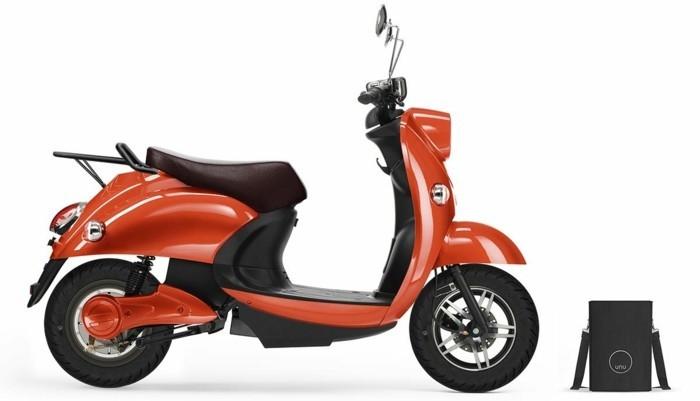rotes e moped