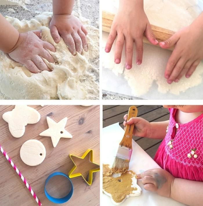 salzteig ideen für kinder schöne deko selber machen