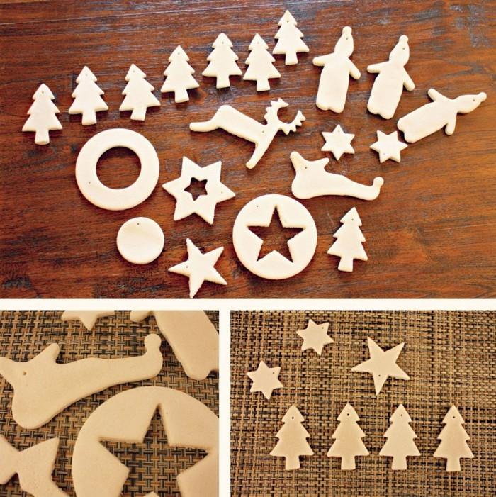 salzteig ideen für weihnachten originelle einfälle