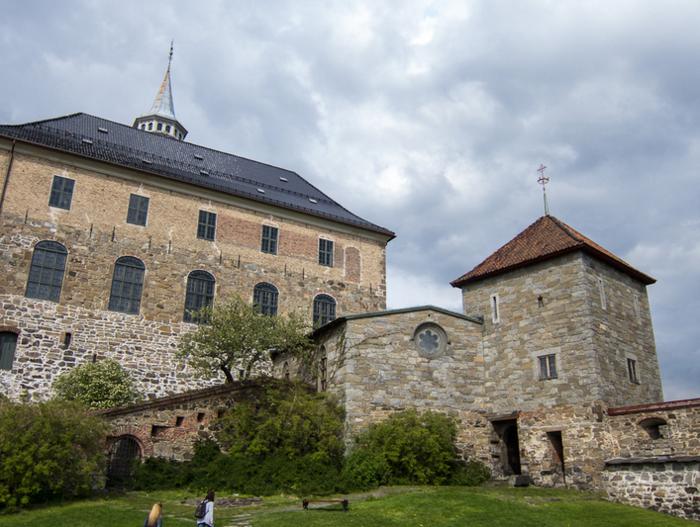 schöne reiseziele norwegen festung Akershus