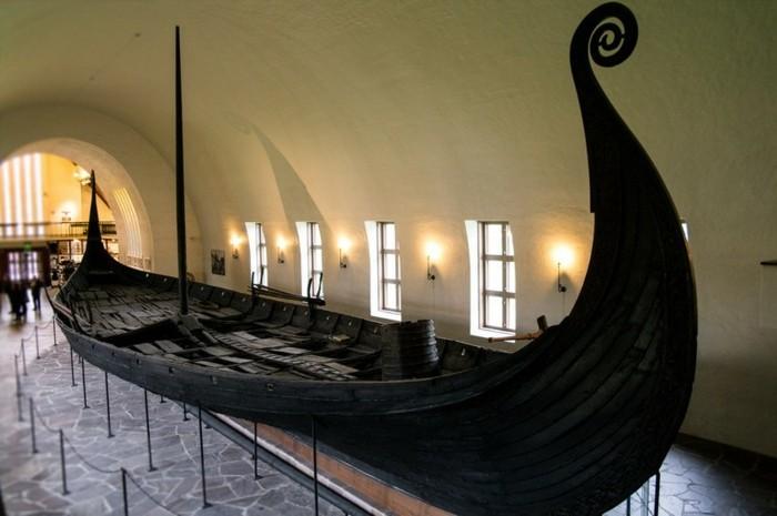 schöne reiseziele oslo wikingerschiffmuseum