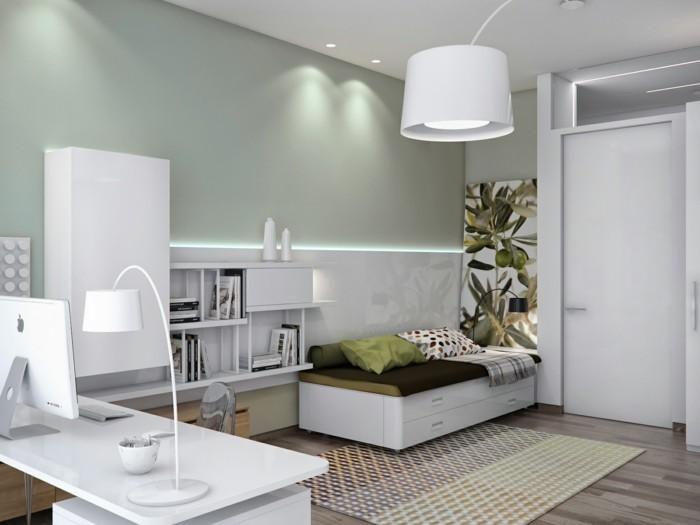 Moderne schlafcouch ist der absolute allrounder zu hause - Gastezimmer gestalten ...