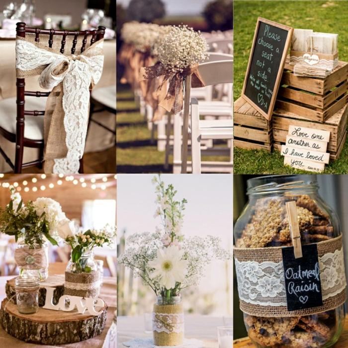 Die sch nsten hochzeitsdeko ideen im sp tsommer und herbst for Hochzeitsdeko ideen