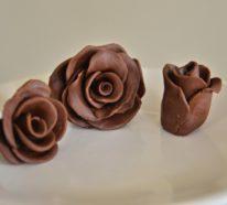 Modellierschokolade selber machen – ein einfaches Rezept, viele tolle Ideen