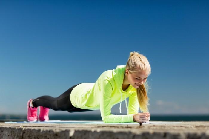 stressabbau tipps mehr sport treiben
