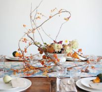 Tischdeko Herbst 51 Vorschlage Fur Eine Herbstliche Tafel