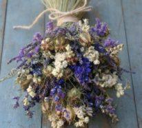 Mit Trockenblumen dekorieren – 22 Alternativen zur frischen Blumendeko
