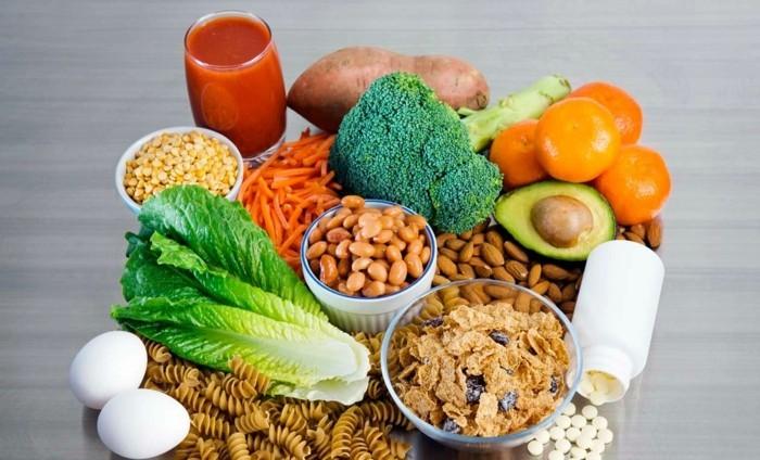 vitamine sind wichtig für unsere gesundheit folsäure zu sich nehmen