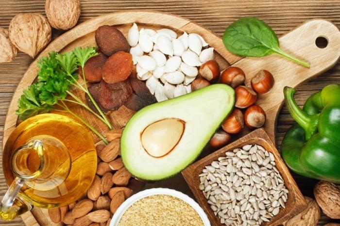 vitamine vitaminE und seine eigenschaften