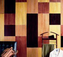 Wanddeko aus Holz – organische Wärme und Gemütlichkeit im Innenraum