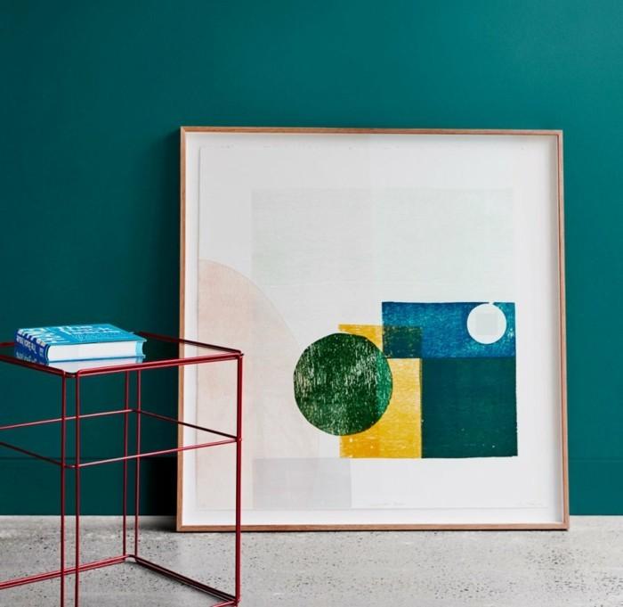 Wandfarben palette haus design m bel ideen und for Raumgestaltung trends 2017