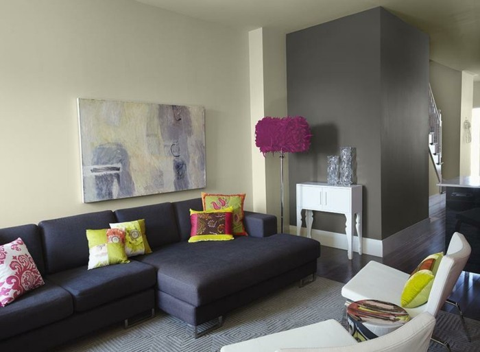 Beautiful Wohnung Einrichten Grau Images - Rellik.Us - Rellik.Us