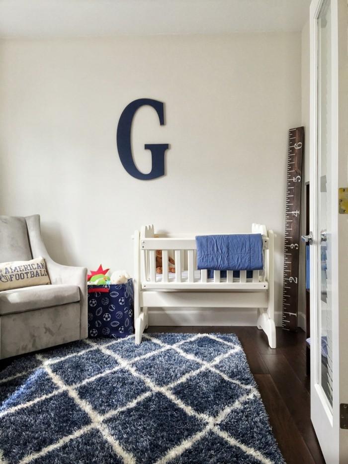 wohnung dekorieren G an der kinderzimmerwand