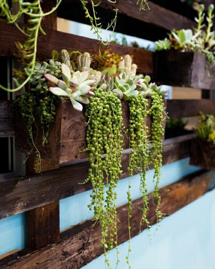 wohnung dekorieren schöne dekoideen mit pflanzen