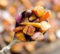 Wurzelgemüse- gesund und einheimisch kochen nach Saison