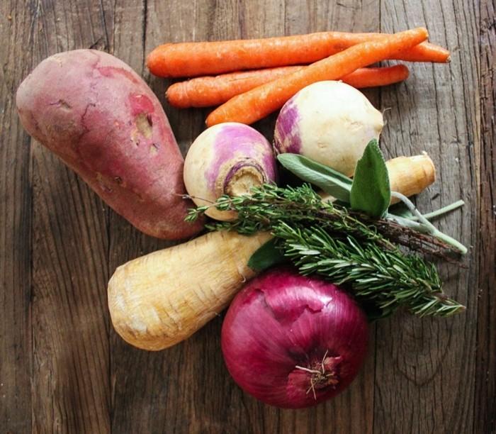 Wurzelgem se gesund und einheimisch kochen nach saison - Kochen nach saison ...