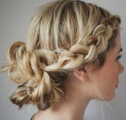Leichte Frisuren Zum Selber Machen Anleitung | Lockere Hochsteckfrisur 7 Einfache Anleitungen Und Praktische Tipps