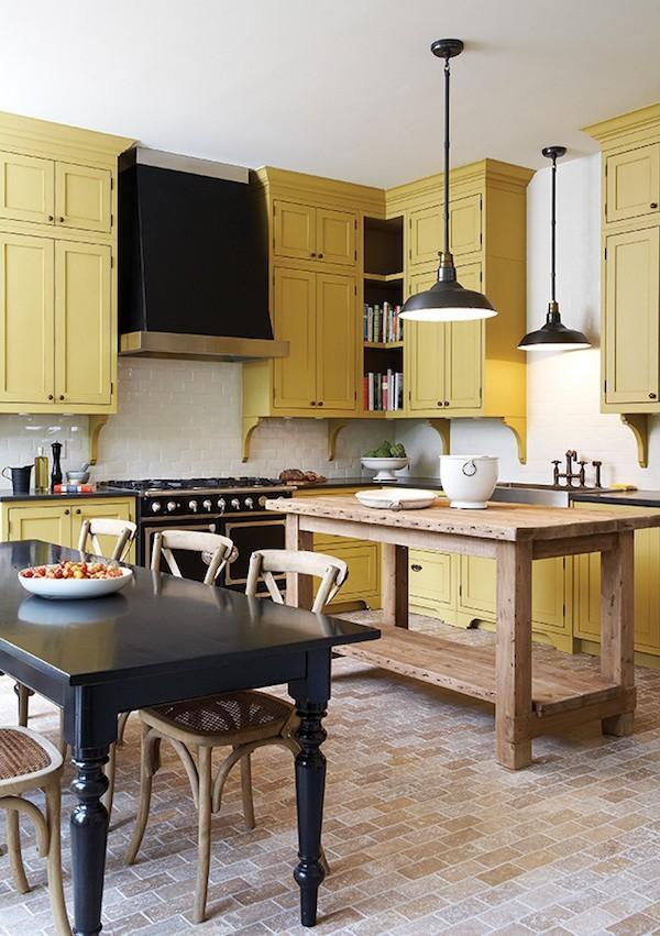 18 gem tliche wandfarben ideen die durch den herbst inspiriert wurden. Black Bedroom Furniture Sets. Home Design Ideas