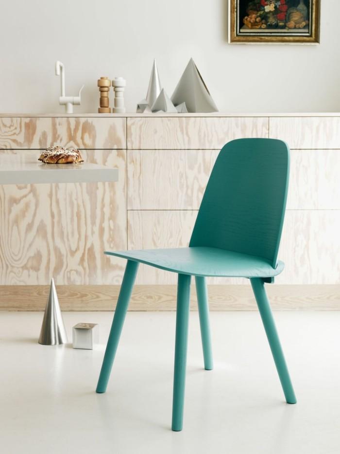 blaue turkis design