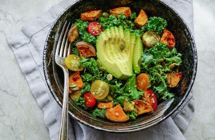 Avocado Grüngemüse