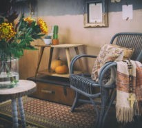 Passende Herbstdeko bringt das ländliche Flair ins Haus