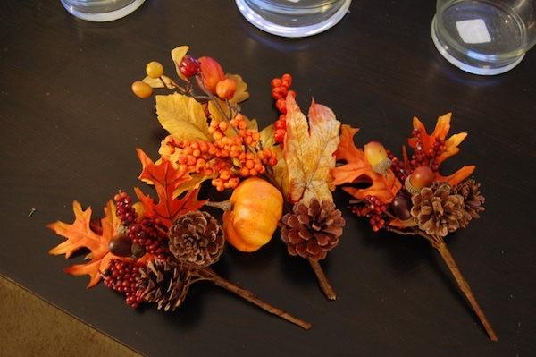 Herbstdeko kreative Ideen