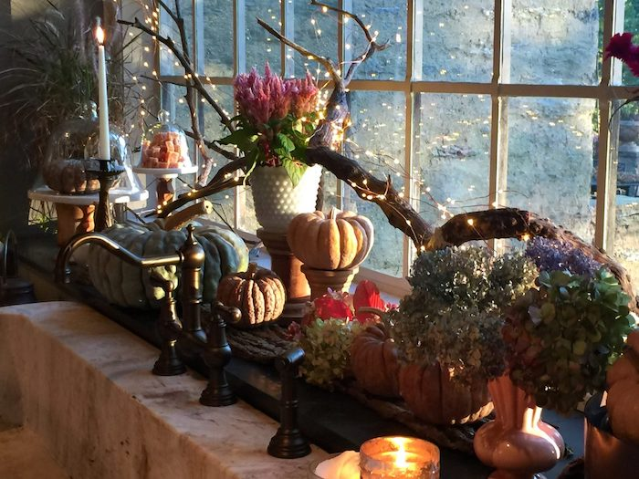 Herbstdeko und herbstliche Wohnideen