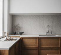 Können kleine Küchen größer erscheinen?