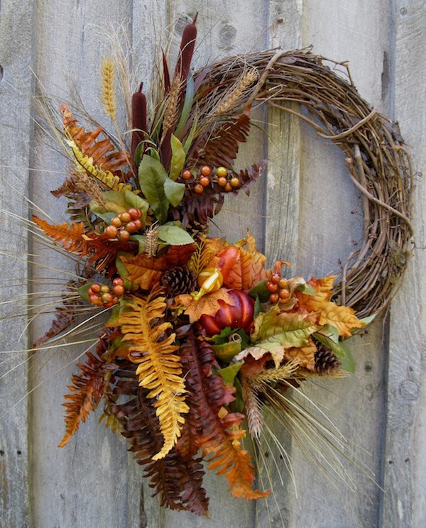 Herbstdeko die w rme und gem tlichkeit ausstrahlt fresh for Dekoration synonym