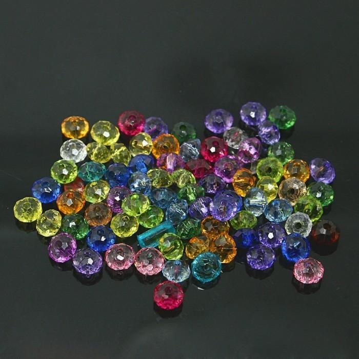 Schmuck basteln aus Acryl und Plexiglas steine