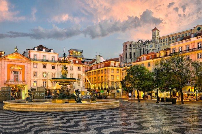 Septemberurlaub Lissabon