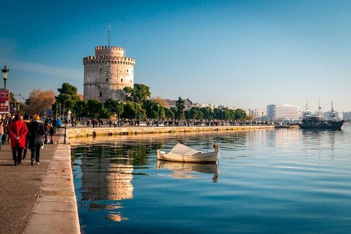Thessaloniki viel Kultur Spuren
