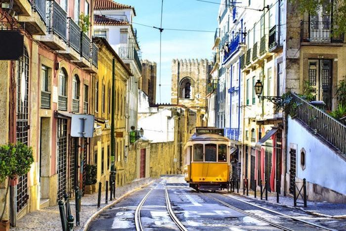 Urlaub im September Lissabon